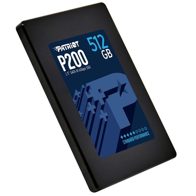博帝推出P200 SATA SSD新品:容量256GB到2TB