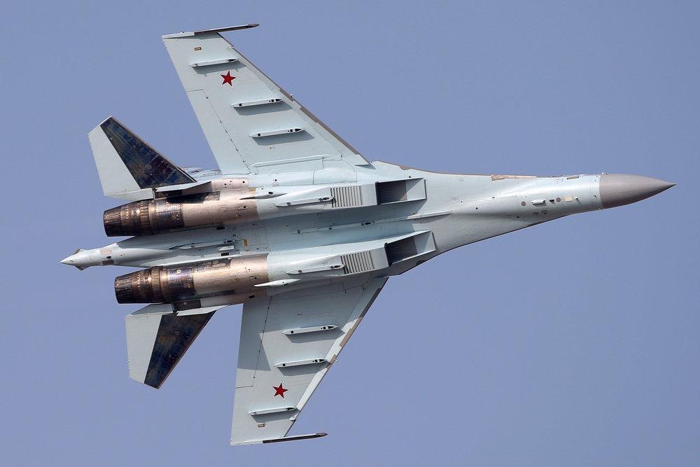 俄罗斯:已准备好随时向土耳其出口苏-35战机