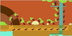 趣味动画《蚂蚁》