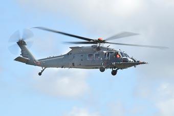 美军下代战斗救援直升机亮相 结果还是黑鹰魔改