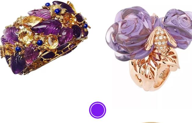 紫色水晶 高贵神秘的缘由