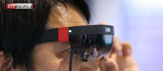 《爲你喝采》AR技術將顛覆智妙手機应用習慣?
