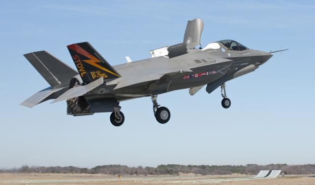 土耳其官员:不让土参与F-35项目,单架战机成本将增700万美元