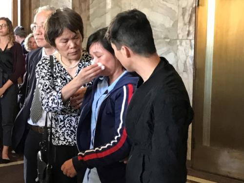 案件结审女儿遗体仍未找到 章莹颖父亲:我们不会平静