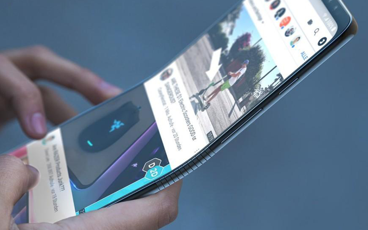 三星正在研发翻盖折叠屏手机 预计2020年初推出