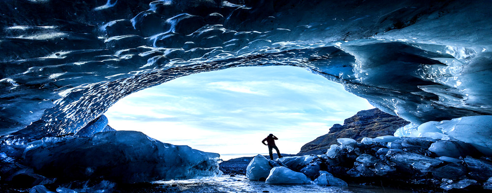 冰岛瓦特纳冰川国家公园