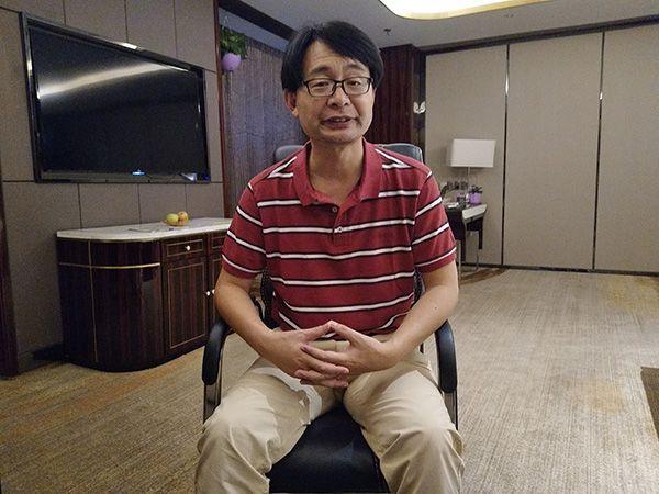 清华留美博士孙夕庆。 澎湃新闻记者 王选辉 资料图