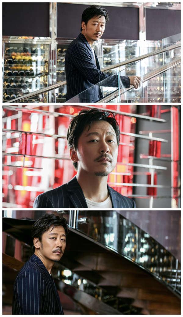 演员胡明出席了电影《小Q》北京首映礼超