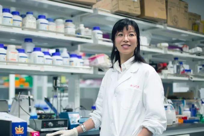亚洲第一人!这位女教授获国际大