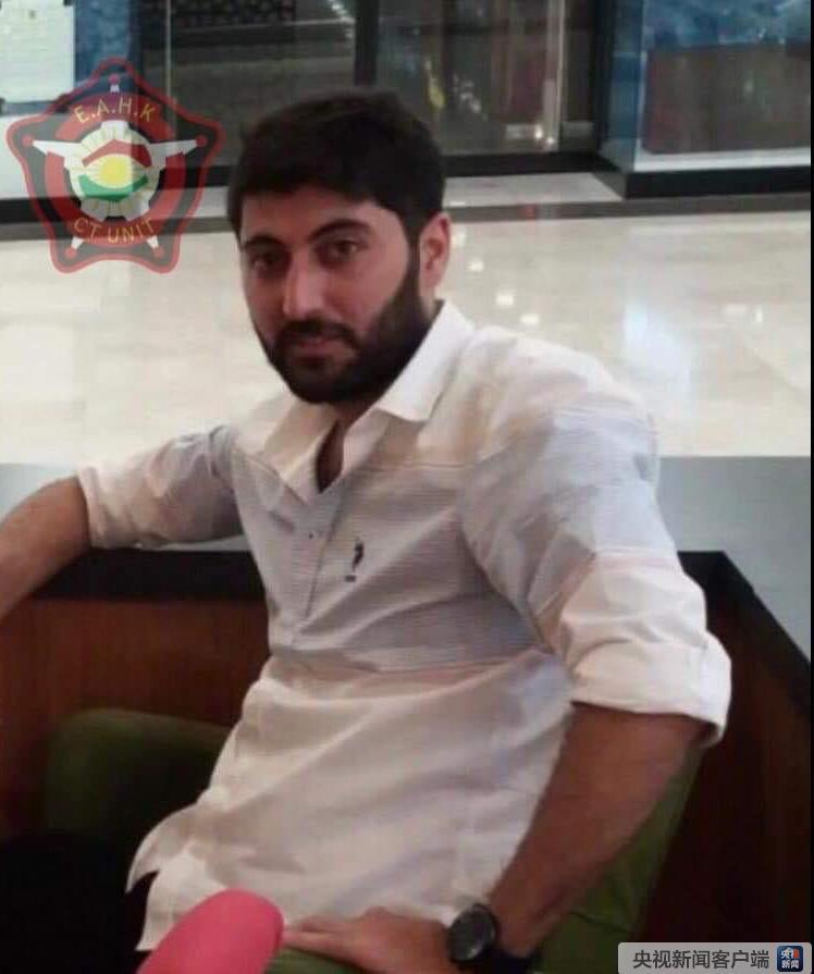 土耳其一外交官在埃尔比勒遭枪击身亡 嫌犯身份及照片曝光