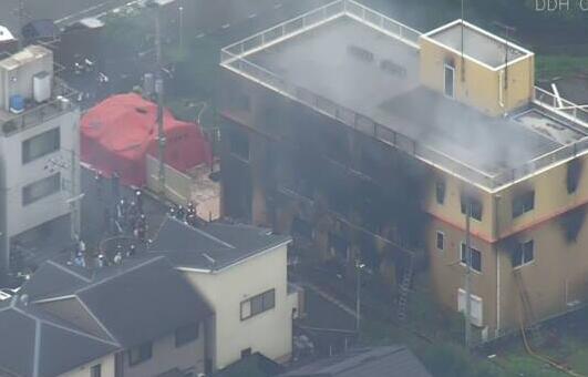 优而畅欧库塔尔日本京都纵火案嫌犯身份确认 因严峻烧伤仍在昏倒