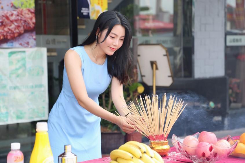 全城热恋粤语版姑娘姑娘你美丽美丽电影《七日婚约》正在热拍 女主演陈慧凌剧照曝光