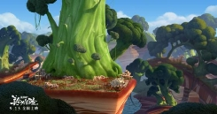 入围昂西竞赛单元 动画电影《美食大冒险之英雄烩》