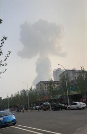 义马气化厂爆炸事故:已造成2人死亡,12人失联