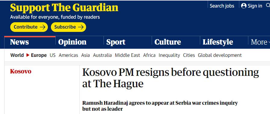 """动力概念大涨云顶之弈拉面熊配备曾说""""我是美国兵""""的科索沃""""总理"""",在承受法庭质询前辞去职务了"""