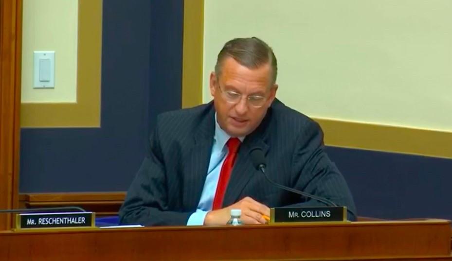 朱虹吉利兰帕德智商美国司法委员会副主席柯林斯:全球哪个公司真实致力于打假?阿里巴巴!