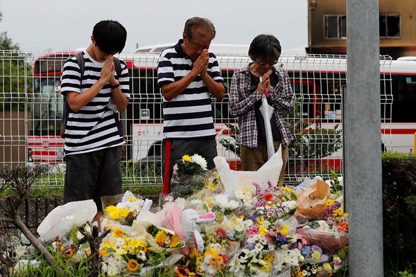 日本京都纵火案遇难人数升至34人 民众悼念遇难者