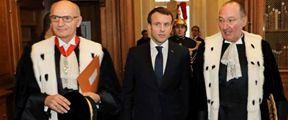 """法国总统府被""""查账"""":预算超支"""