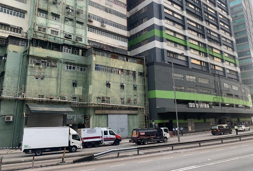 """港媒:一名""""港独""""组织成员涉藏烈性炸药,被香港警方逮捕"""