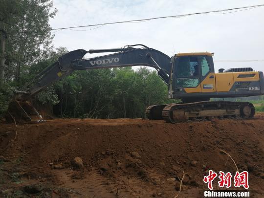 义马爆炸事故:空气污染未超标 筑四道水坝拦截污染