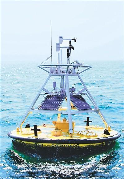 让台风飓风海啸无处遁形 中国助力打造全球海洋观测网