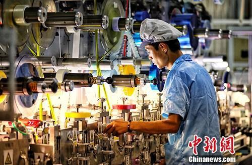 研究报告:中国正处于经济新旧动能转换关键期