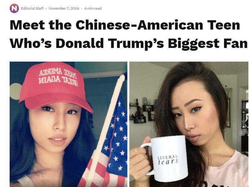 涉嫌种族歧视 美国华裔小姐被剥夺选美头衔(图)