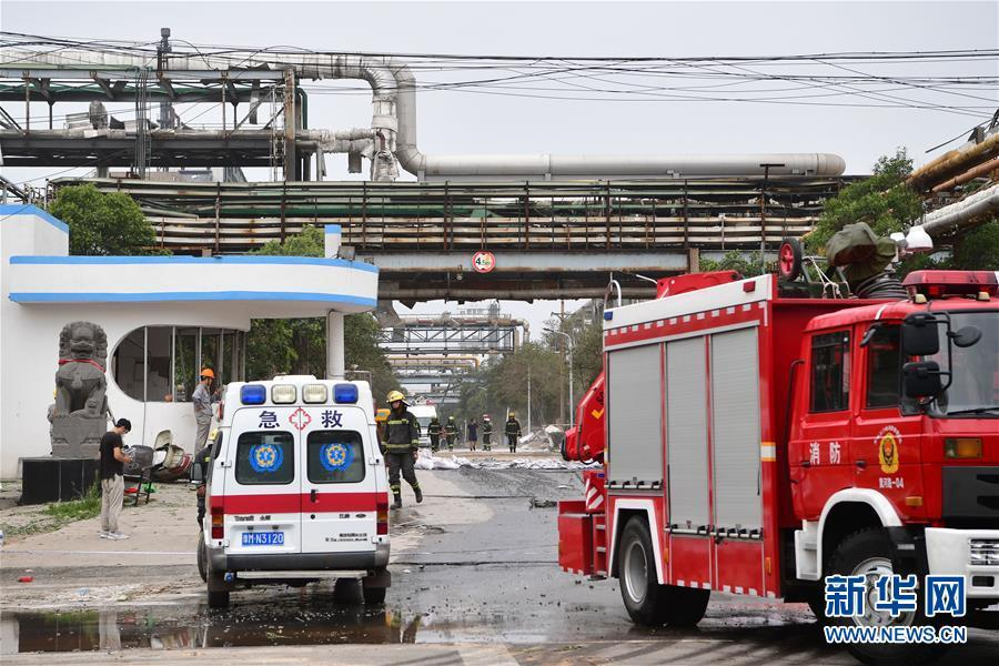 河南义马气化厂爆炸事故现场搜救工作基本结束