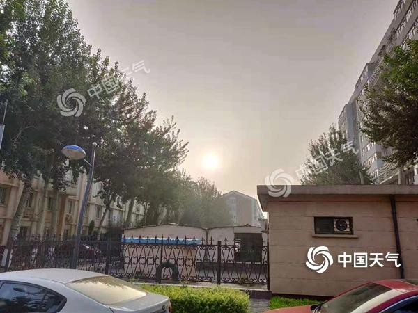 """北京今日高温高湿体感""""闷蒸"""" 未来一周闷热持续"""