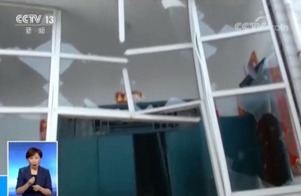 河南义马气化厂爆炸事故已致15人遇难,央视记者探访附近村庄
