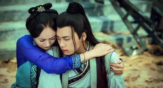 """李易峰演的4部电视剧,第一部成名作,看过最后一部是真""""蜂蜜"""""""