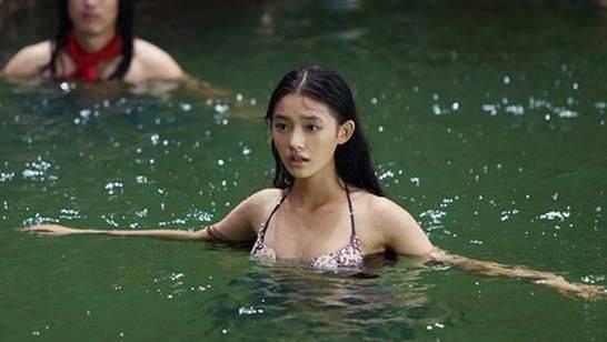 林允美人鱼海选照曝光,穿上人鱼服后太惊艳,怪不得星爷会选她
