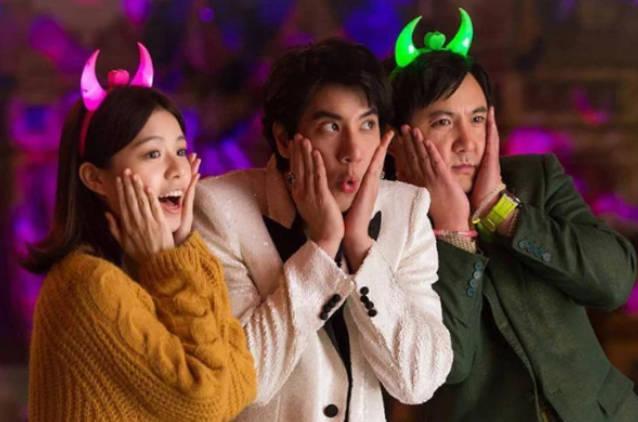 电影中自己演自己的4位男星,刘德华王力宏上榜,周润发最搞笑