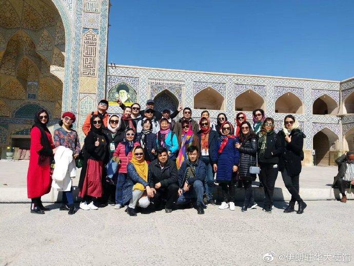 伊朗驻华使馆:即日起中国公民到伊朗旅游可享受免签待遇