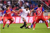 中超第19轮:重庆2-2上港