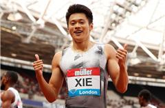 中国选手闪耀钻石联赛
