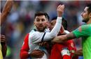 梅西认怂!向南美足联道歉 称自己只是头脑发热