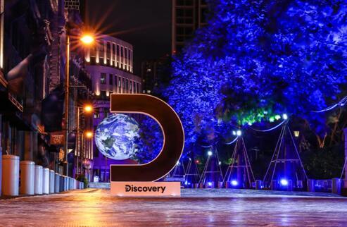 Discovery携GAIA开启太空实境体验之旅