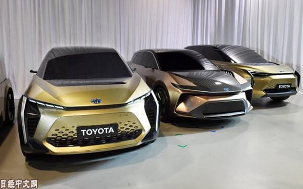 丰田将与比亚迪共同开发纯电动汽车