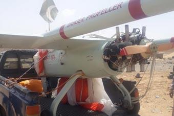 巴基斯坦发现伊朗最新无人机残骸 独特设计曝光