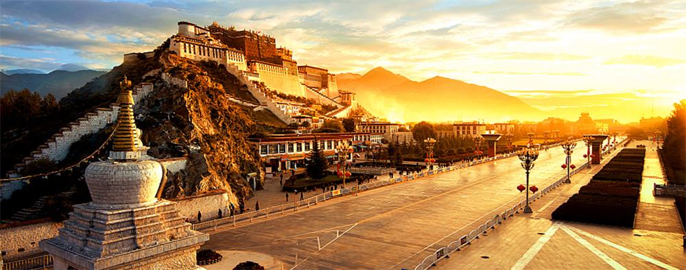 西藏迎旅游高峰