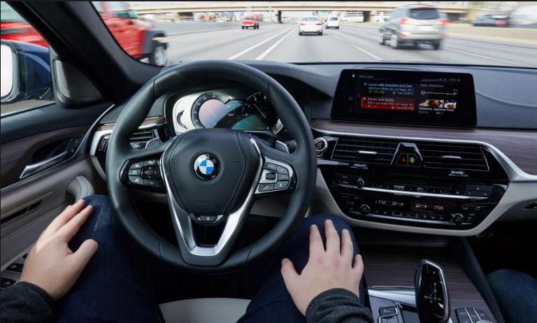 宝马联手腾讯 将在华设自动驾驶汽车计算中心