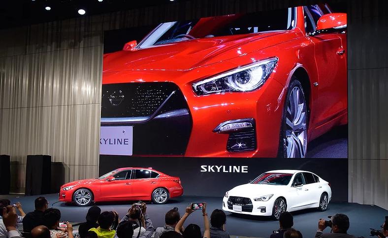 日产全新辅助驾驶系统今秋问世 Skyline混动版标配