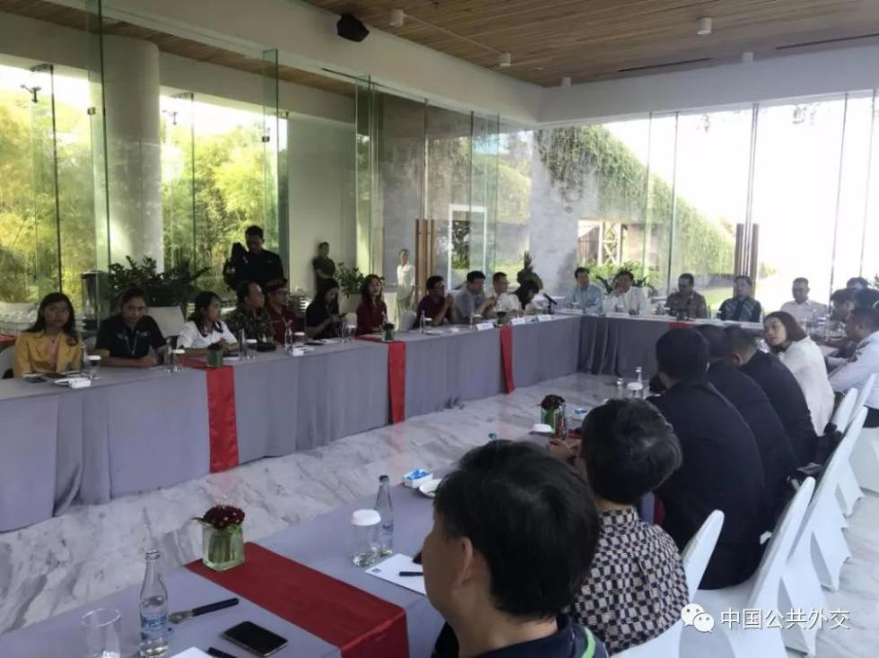 火影之佐助回归当局者迷的反义词中印尼旅行协作媒体对话会在登巴萨举办
