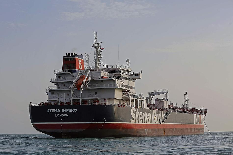 htcg21手机怎么样泫然泪下中文音译最后通牒?英国要求伊朗当即开释被扣油轮和船员