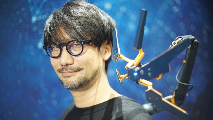 小岛秀夫:游戏和电影的界限会逐渐模糊