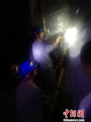 福建三明发布暴雨红色预警 城区