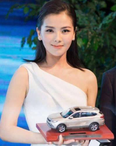 林心如卸妆70分,刘涛卸妆后打80分,她卸妆打100分都少!