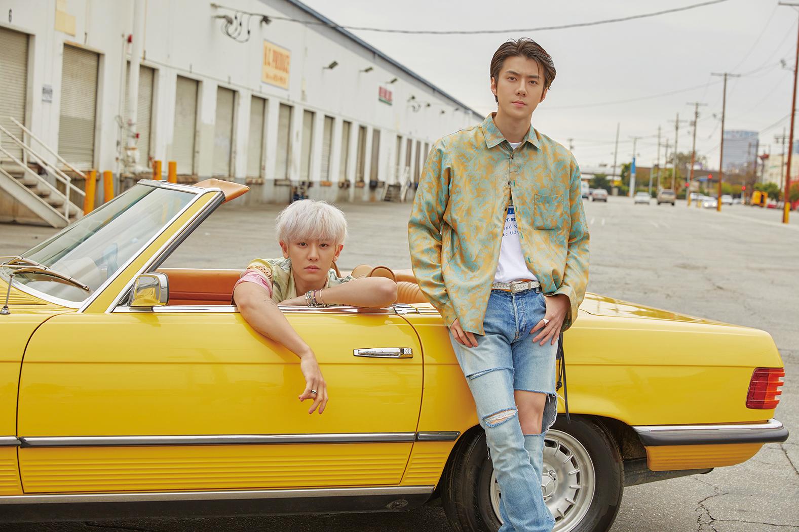 EXO-SC首张迷你专辑登上iTunes全世界46个地区一位