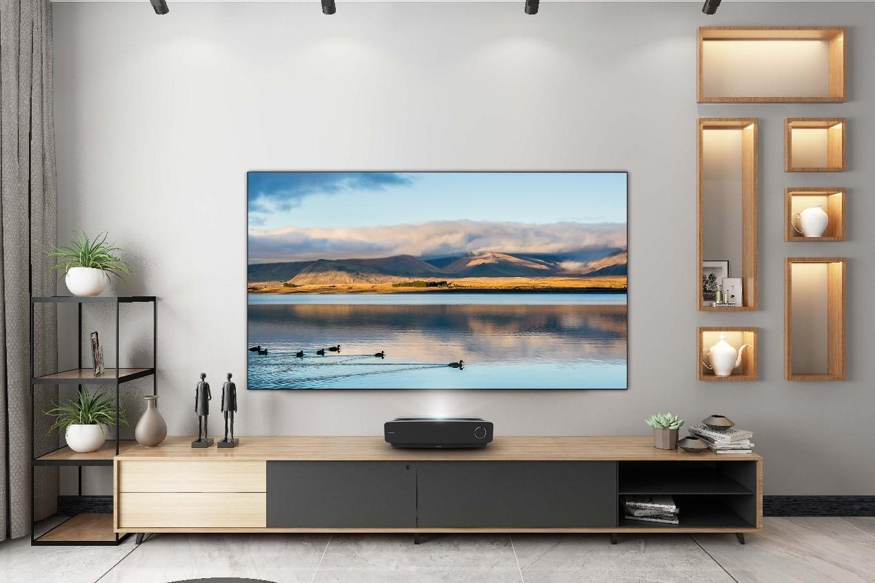 高端大屏智能成电视突破口 海信全面领跑高端市场